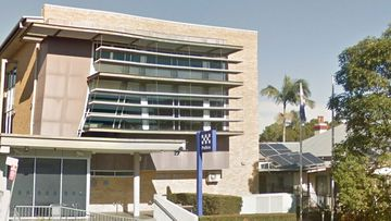 A man was arrested at Lismore Police Station and charged with historic sexual abuse offences.