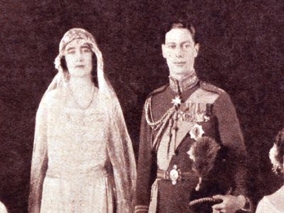 King George VI and the Queen Mother, 29 years