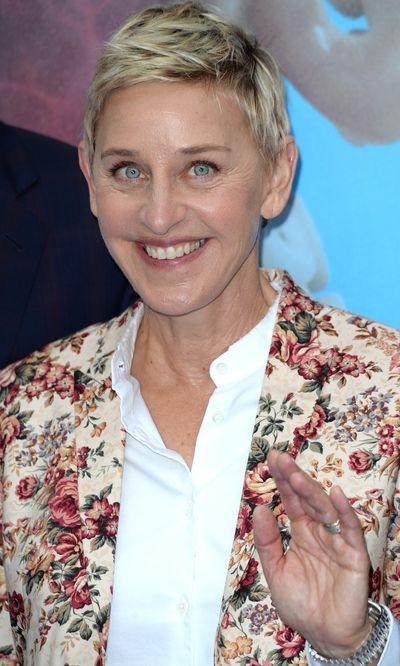 <strong>Ellen DeGeneres, ED by Ellen</strong>