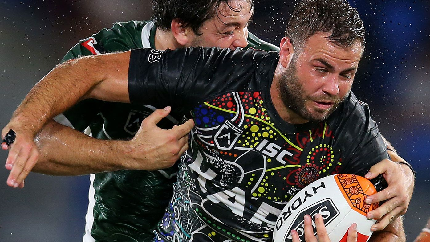 Injuries mar NRL All Stars clash, with Indigenous team suffering several casualties