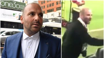 George Calombaris fined over assault despite judge 'being a fan'