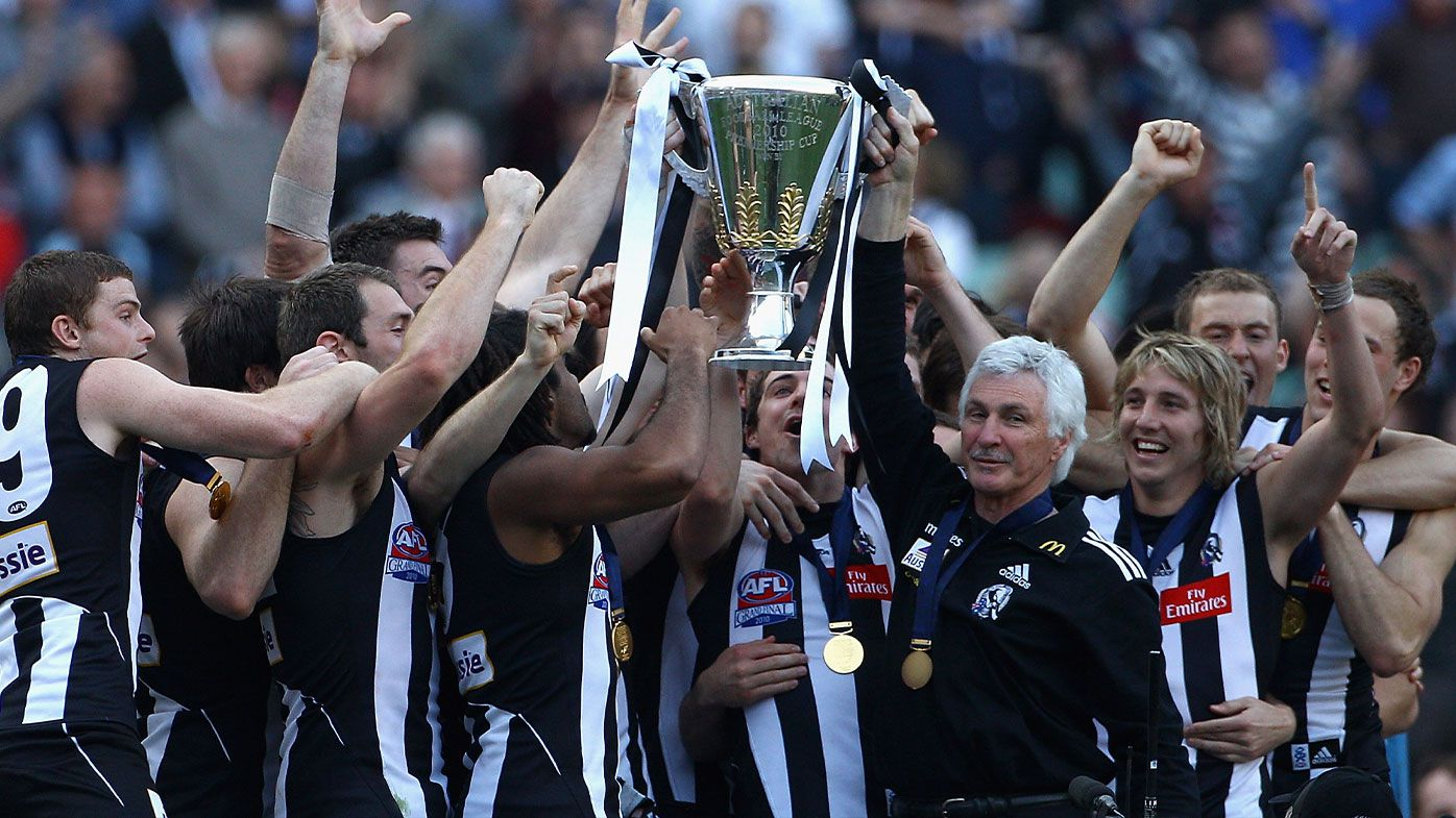 AFL Grand Final Replay - Magpies v Saints 2010