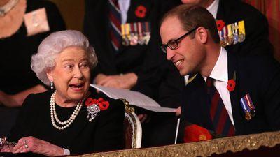 Prince William, November 2015