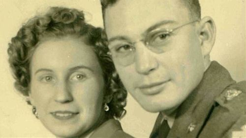 The couple were married 65 years. (Carol Friesen)