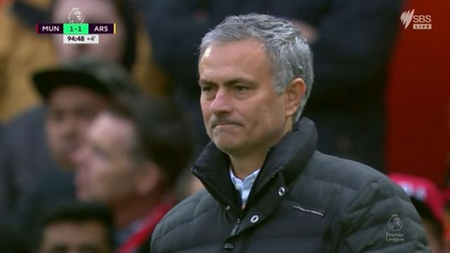 Mourinho, Wenger end all square