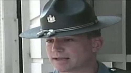 Trooper Douglas Cropper. (Supplied)
