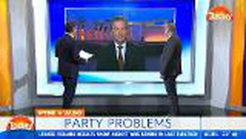 Pyne denies feud between Abbott and Turnbull is a distraction