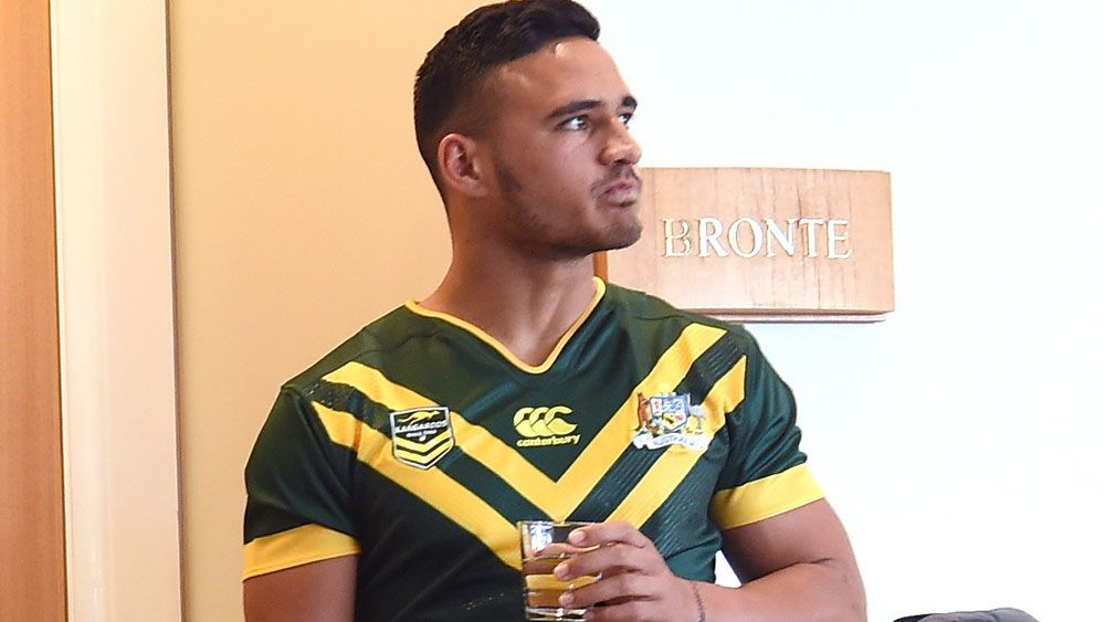 Rookies to bring new edge to Kangaroos