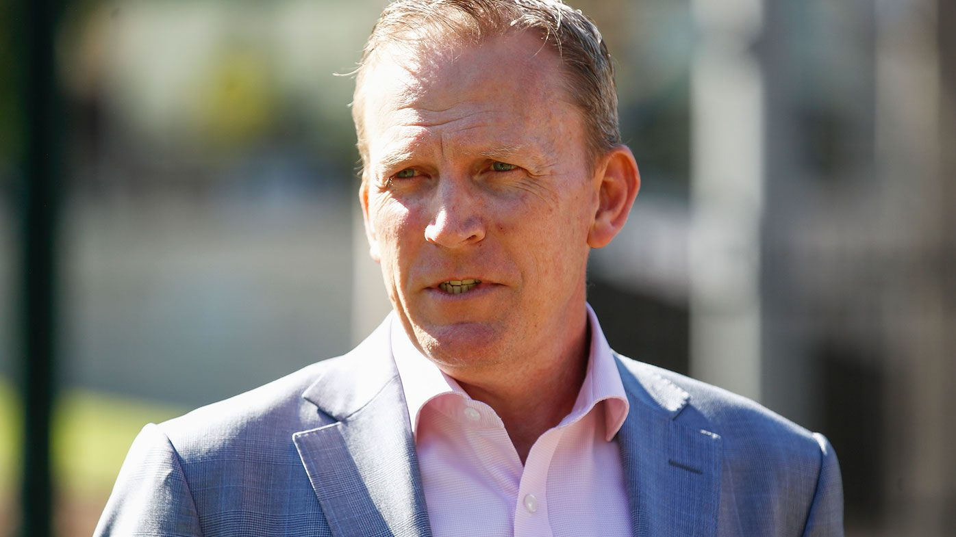 Cricket Australia on the cusp of axing CEO Kevin Roberts