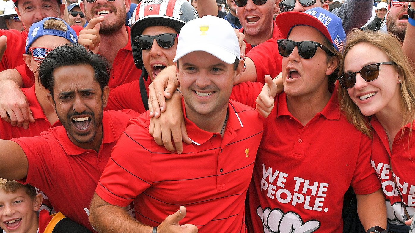 Patrick Reed has the last laugh at the Presidents Cup
