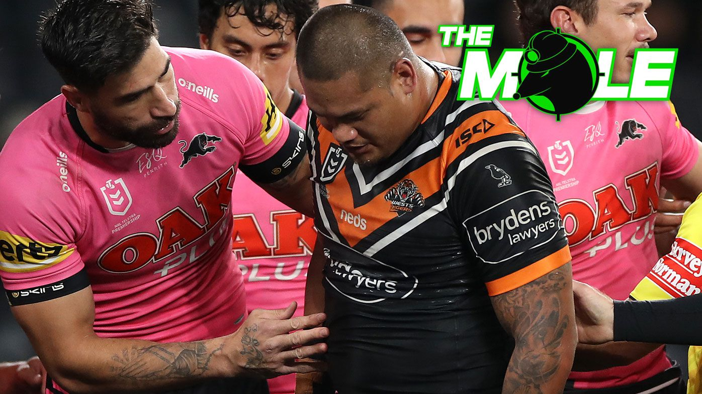 The Mole's NRL season previews: Rebuilding Wests Tigers not yet finals material