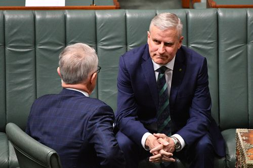 Nationals leader and Deputy Prime Minister Michael McCormack said Mr Turnbull was the man to lead the Coalition into the next election.