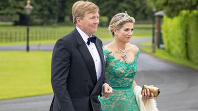 King Willem-Alexander and Queen Maxima visit Ireland