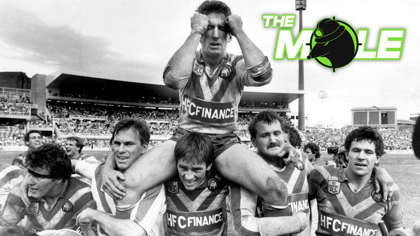 EXCLUSIVE: Bulldogs signed jersey scam uncovered by Canterbury great Peter Tunks