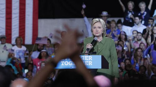 Hillary Clinton faces the challenge of uniting the Democratic party at this week's national convention. (AAP)