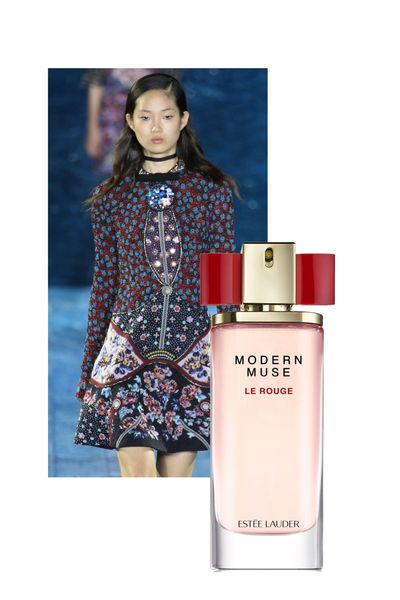"""<a href=""""http://shop.davidjones.com.au/djs/en/davidjones/modern-muse-le-rouge-eau-de-parfum-100ml"""" target=""""_blank"""">Modern Muse Le Rouge (100ml, EDP), Estee Lauder</a>"""