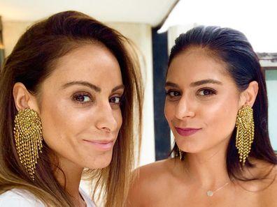 The Bachelor 2019 Danush Deravi, sister Desiree Deravi