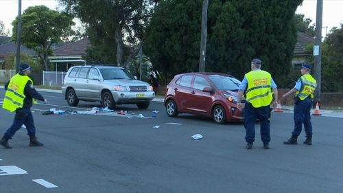 A man has been charged after a teenage boy was struck by a truck in Bankstown and later died.