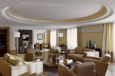 <strong>3. Penthouse Suite, Grand Hyatt Cannes, Martinez </strong>