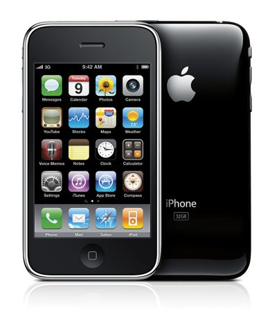 3. iPhone 3GS (2009)