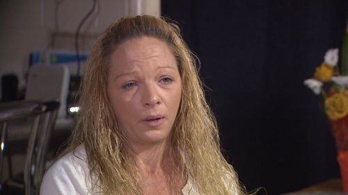 Sharlene Scott didn't see her daughter's message until it was too late. (9NEWS)