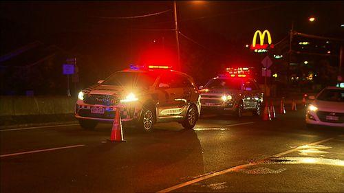 A teenage boy has been fatally struck by a car in Brisbane.