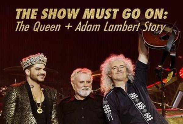 The Queen + Adam Lambert Story