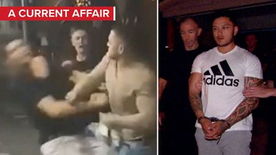 'F---ing dogs': Inside Kiwi coward punch attacker's arrest