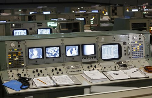 The restored Mission Control Room Two has been opened to the public to commemorate the 50th anniversary of the Apollo 11 moon landing.