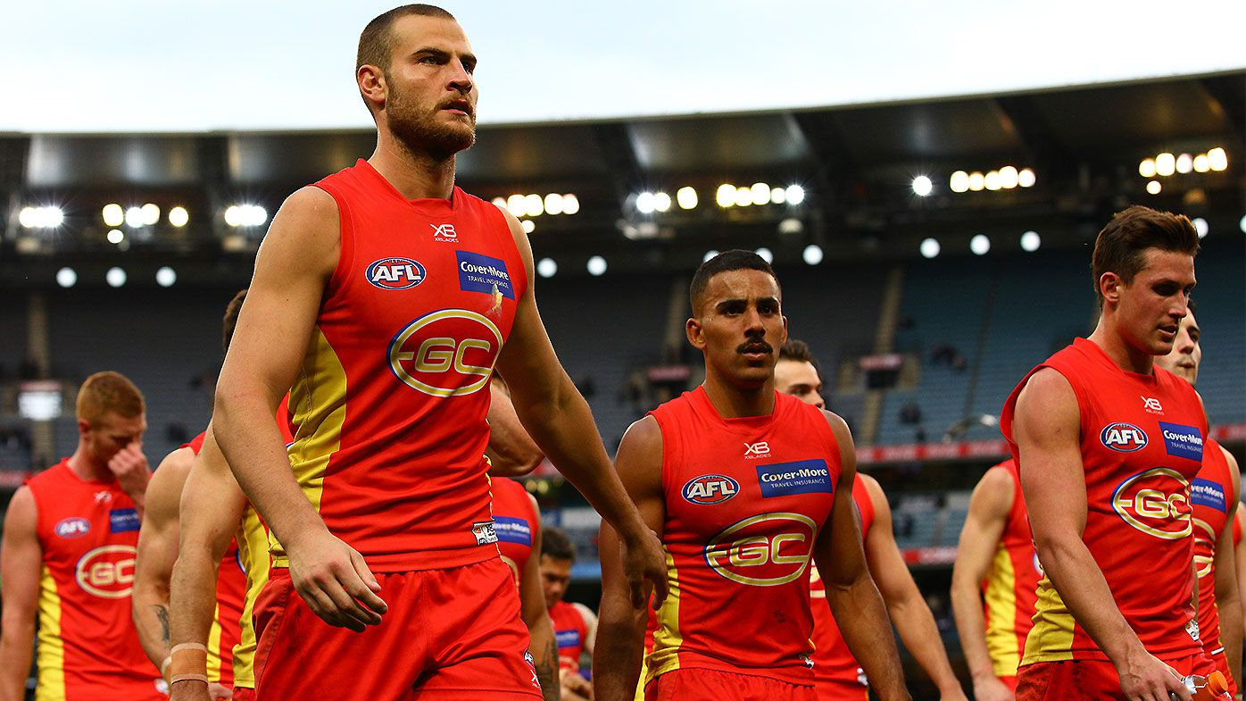 'We're open for business': Gold Coast Suns open to trades after receiving monster draft pick concessions