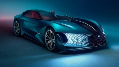 190412 Electric supercars future China X E-TENSE