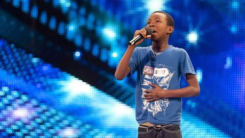Pushed too far? Nine-year-old boy breaks down on stage during <i>Britain's Got Talent</i>