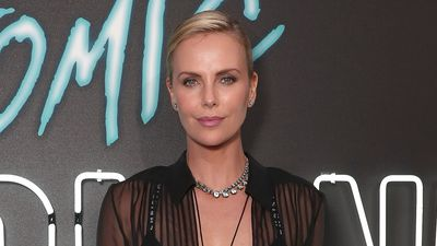 "Charlize Theron calls arming US teachers ""outrageous"""