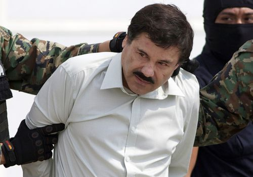 "Joaquin ""El Chapo"" Guzman, the head of Mexico's Sinaloa Cartel is serving a life sentence in jail."