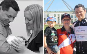 Sydney 2 CAMberra: How one couple's trauma led to 300km charity and counselling bike ride