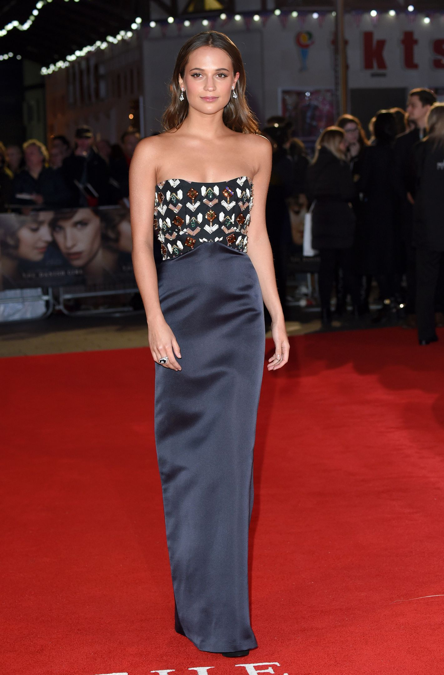 <p>From red carpet regulars to bloggers, these were the women who won the style stakes this year.</p><p>Alicia Vikander</p>
