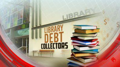 Library debt collectors