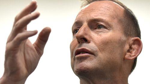 Prime Minister Tony Abbott. (9NEWS)