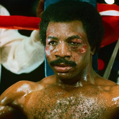 Carl Weathers as Apollo Creed: Then