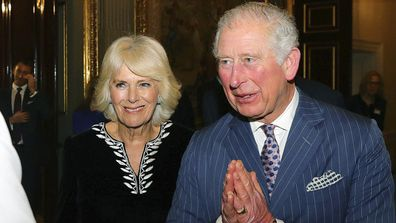 Camilla has tested negative to the virus and has isolated from Prince Charles in their home.