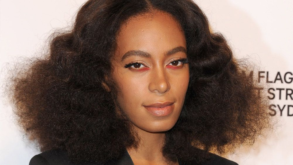 Solange's H&M Sydney opening party look was surprisingly affordable