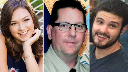 Alaina Housley, officer Ron Helus and Telemachus Orfanos, who survived the Las Vegas massacre, were among those killed.