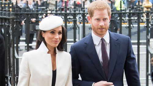 """The Queen issued her approval to the nuptials of her """"most dearly beloved grandson Prince Henry"""". (PA/AAP)"""