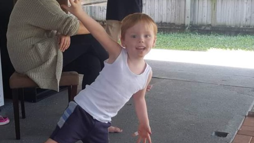 A devastated Gold Coast family have said their final farewells to their six-year-old boy following his life support being turned off this past Friday.