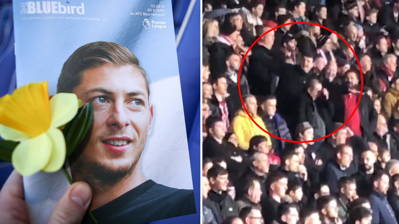 EPL: Southampton fans face ban for Emiliano Sala taunts