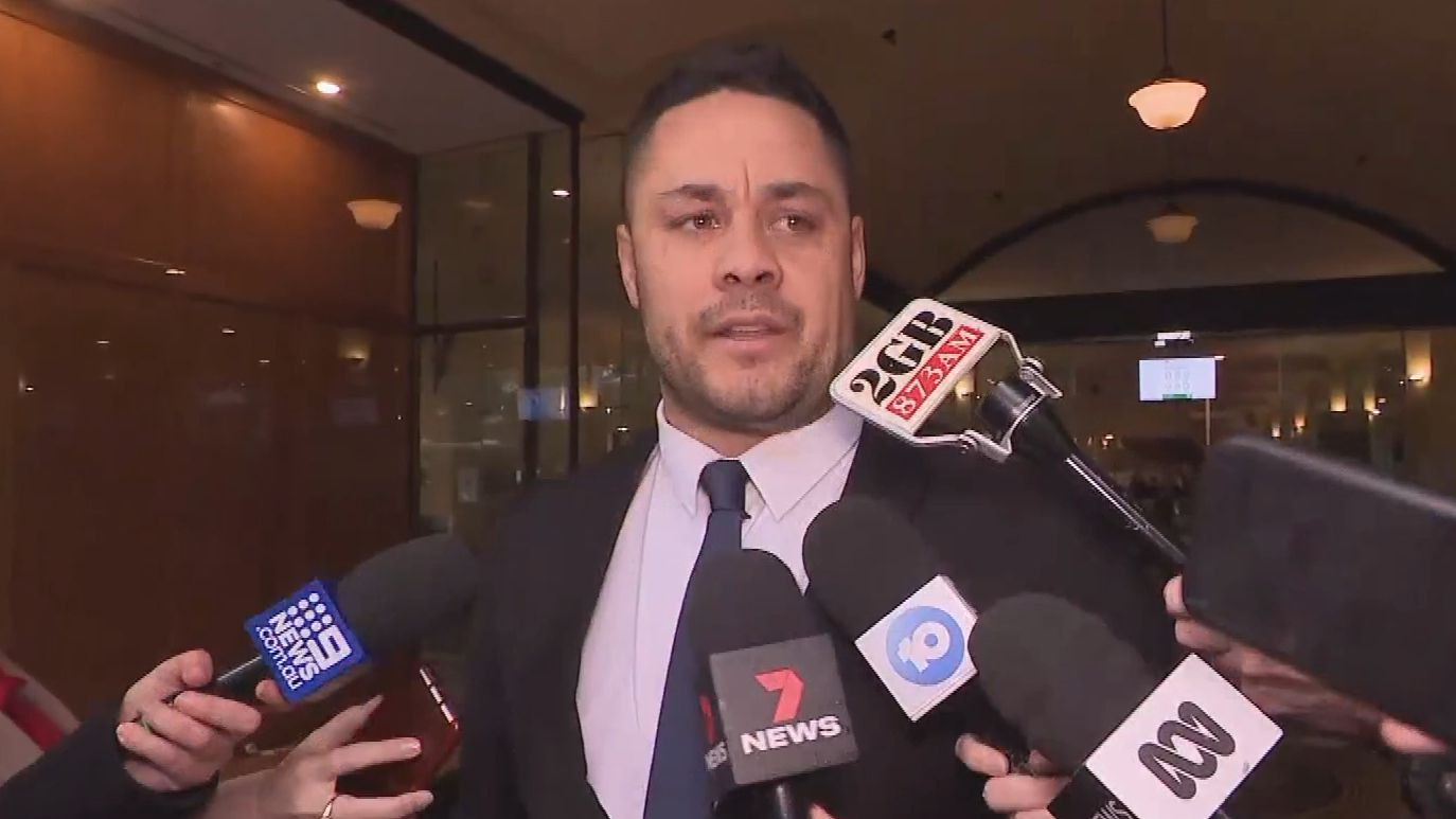 Jarryd Hayne's Dally M Medals may be stripped by NRL after sexual assault conviction