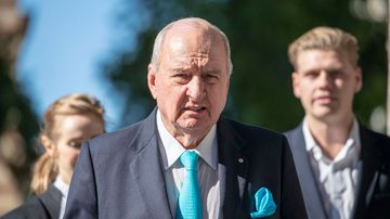 Alan Jones is being sued over comments he made during 32 broadcasts in 2014 and 2015.