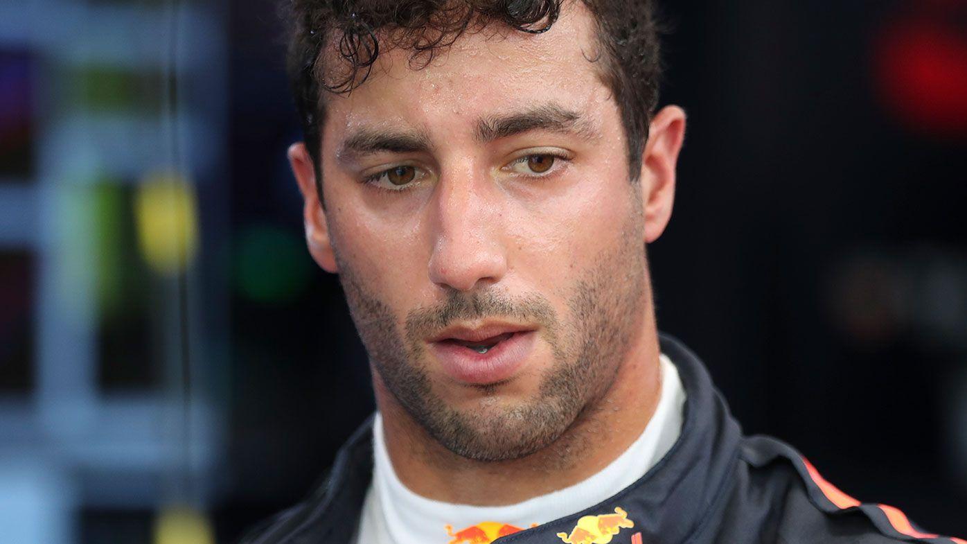 Red Bull will struggle for rest of 2018: Horner