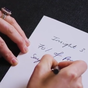Kate shares heartbreaking parenting insight in handwritten note