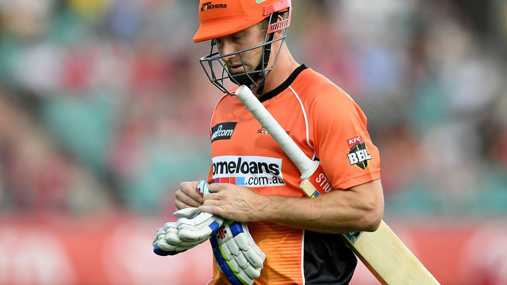 Marsh misses out as Sixers torch Scorchers